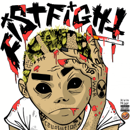 Nascar Aloe - Fist Fight