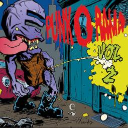 Punk-O-Rama - Punk-O-Rama Vol. 2