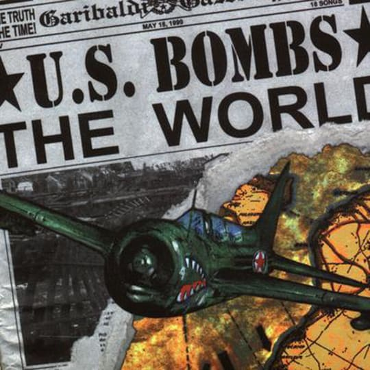 U.S. Bombs - The World