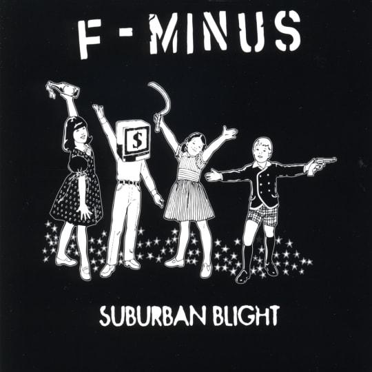 F-Minus - Suburban Blight