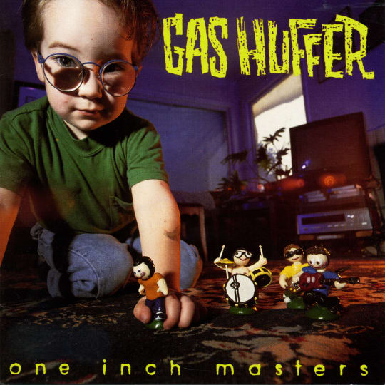 Gas Huffer - One Inch Masters