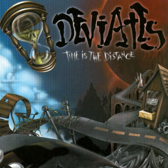 Deviates - Time Is The Distance