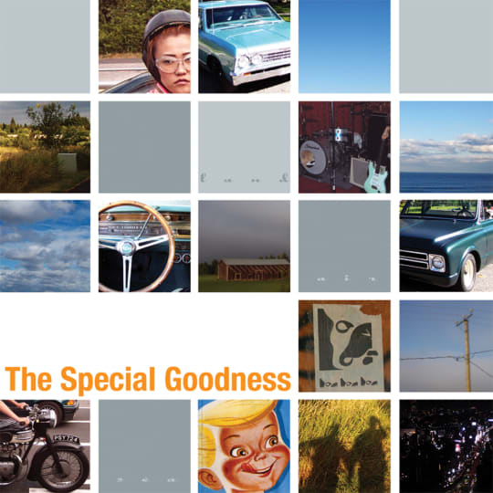 The Special Goodness - Land, Air, Sea