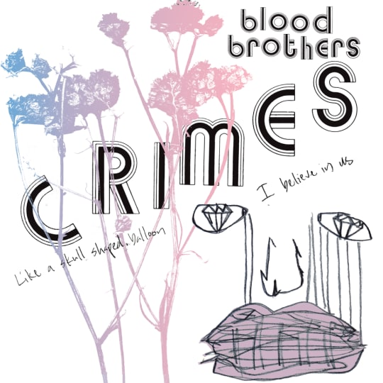 The Blood Brothers - Crimes (Bonus Track Version)