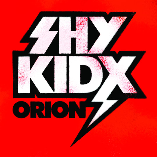 Shy Kidx - Orion EP