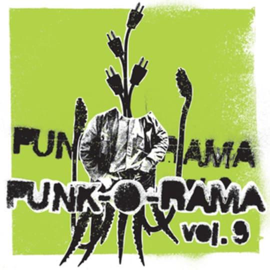 Punk-O-Rama - Punk-O-Rama Vol. 9
