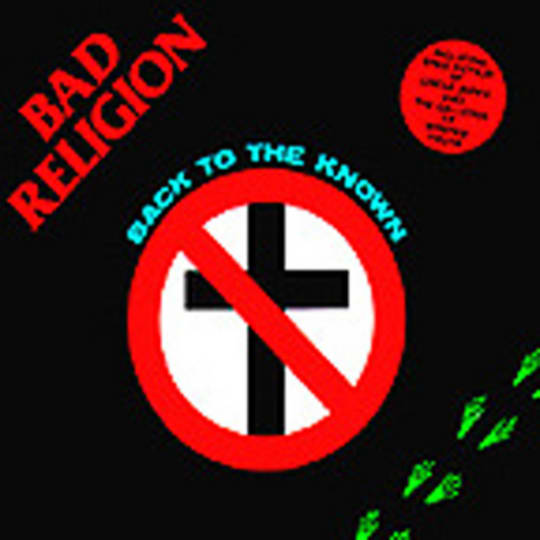 Bad Religion - Back To The Known EP