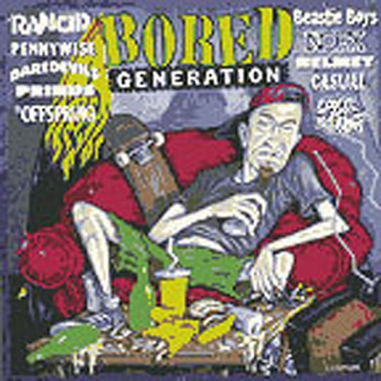Various Artists - Bored Generation