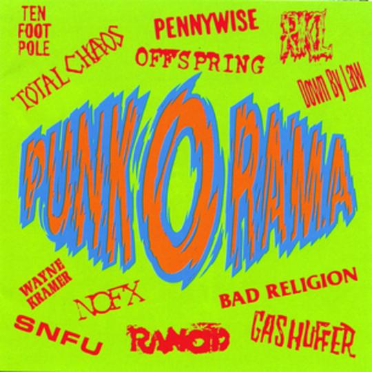 Punk-O-Rama - Punk-O-Rama Vol. 1