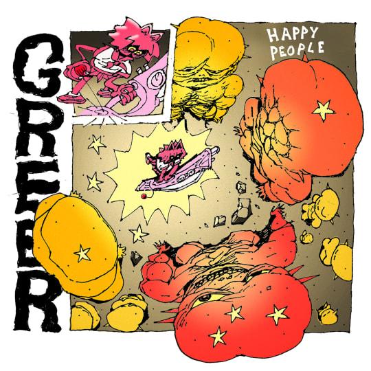 Greer - Happy People