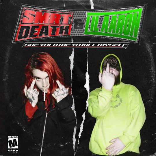 Smrtdeath - She Told Me to Kill Myself