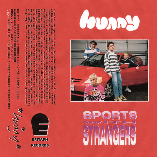 HUNNY - Sports With Strangers