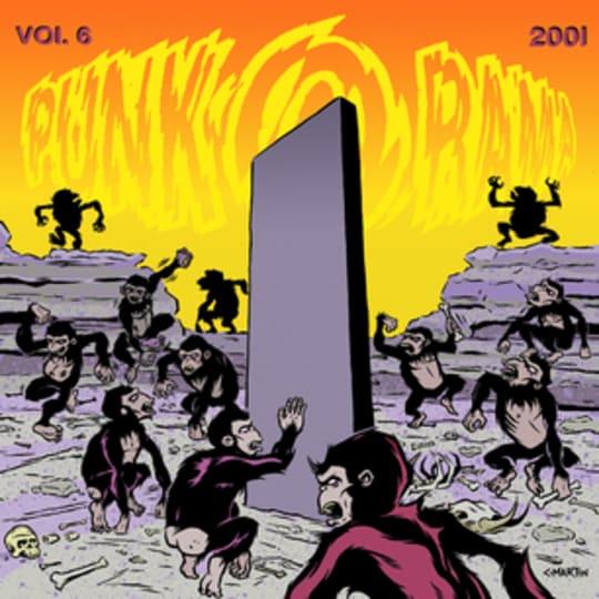 Punk-O-Rama - Punk-O-Rama Vol. 6