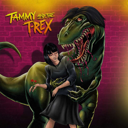 Cold Hart - Tammy and the T-Rex