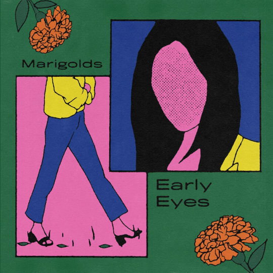 Early Eyes - Marigolds