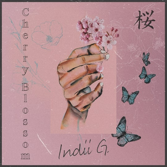Indii G. - Cherry Blossom