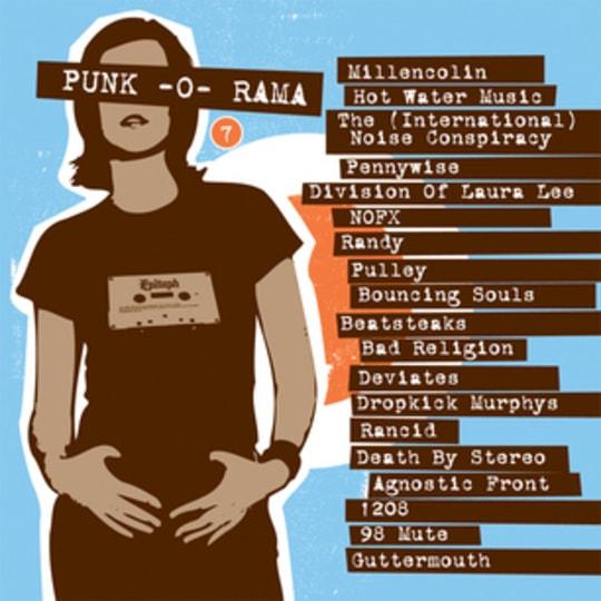Punk-O-Rama - Punk-O-Rama Vol. 7