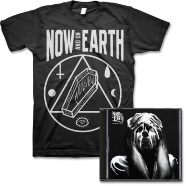 Blacked Out CD & T-Shirt