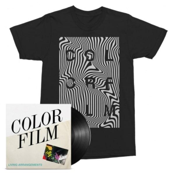Living Arrangements LP + T-Shirt