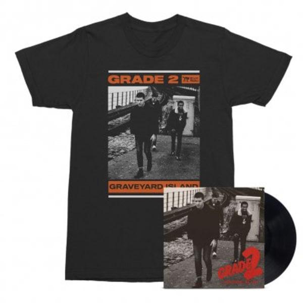 Graveyard Island LP + T-Shirt