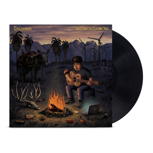 Jim Lindberg – Songs From The Elkhorn Trail LP (Black)