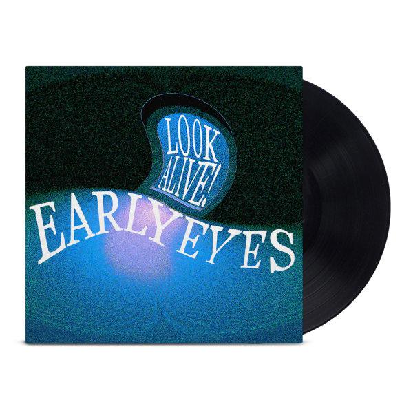 Look Alive! LP (Black)