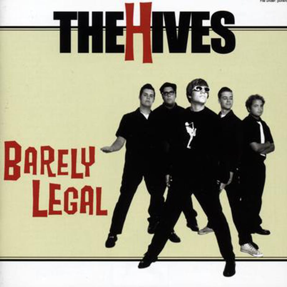The Hives - Barely Legal