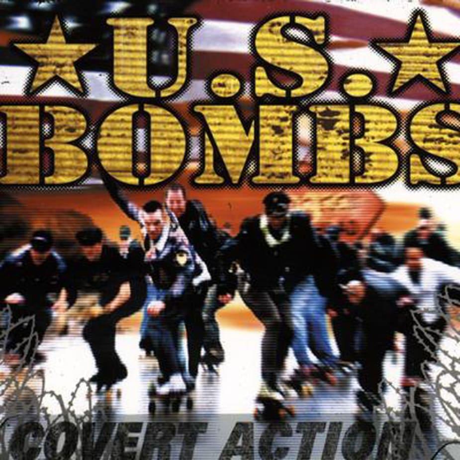 U.S. Bombs - Covert Action