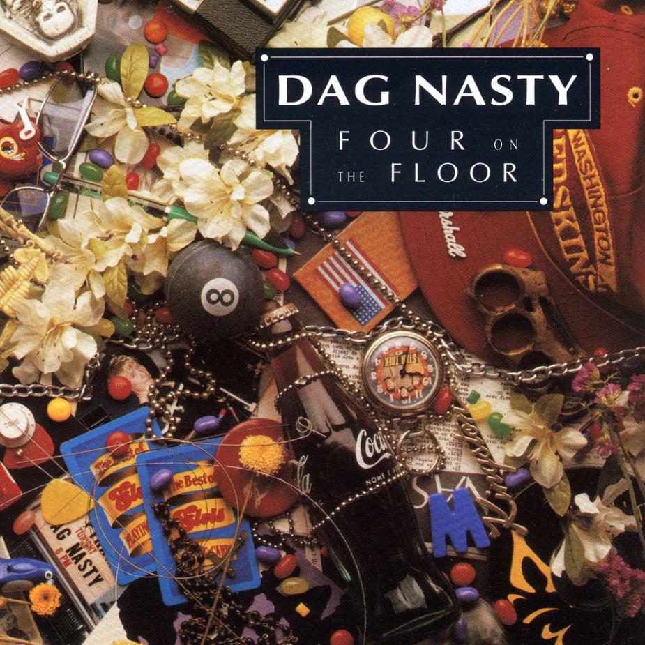 Dag Nasty - Four On The Floor