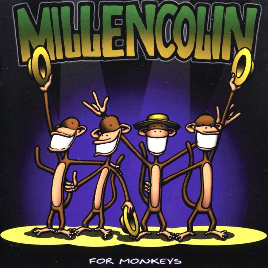 Millencolin - For Monkeys