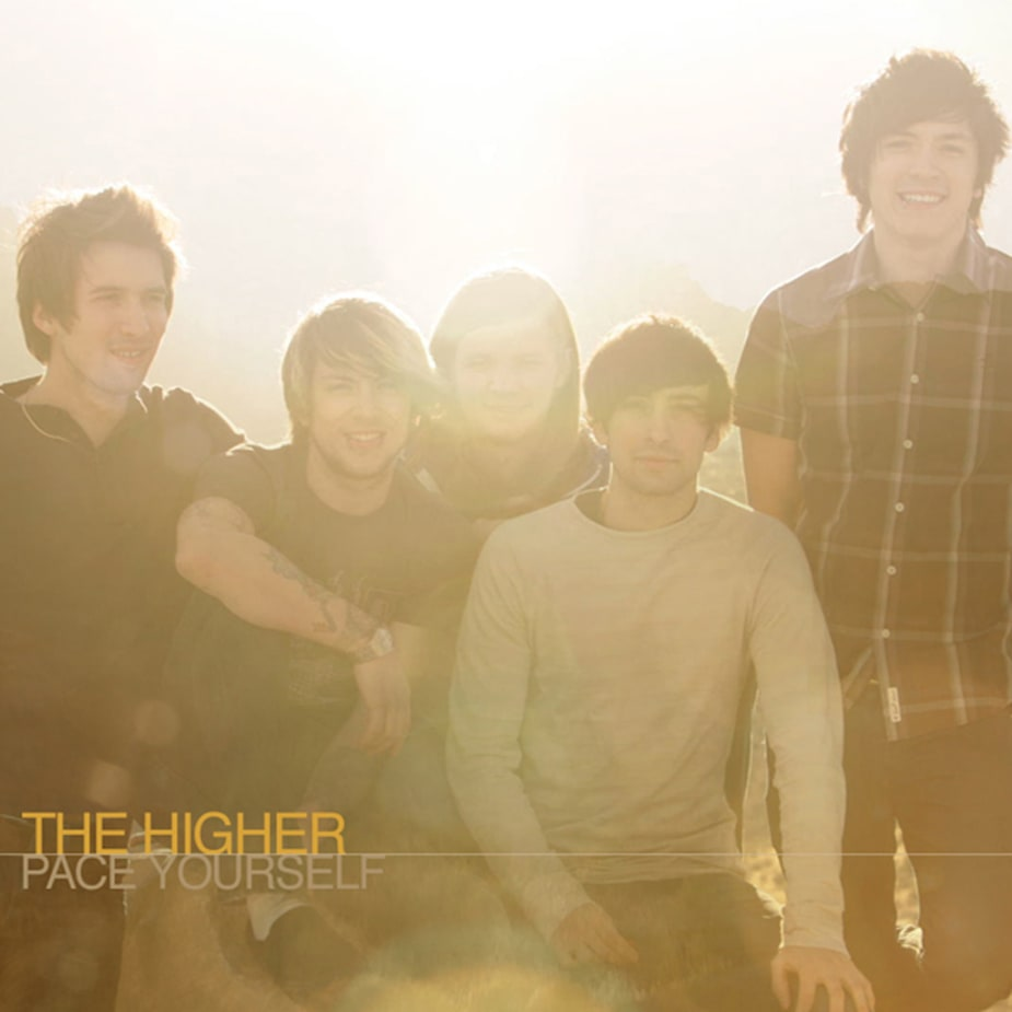 The Higher - Pace Yourself