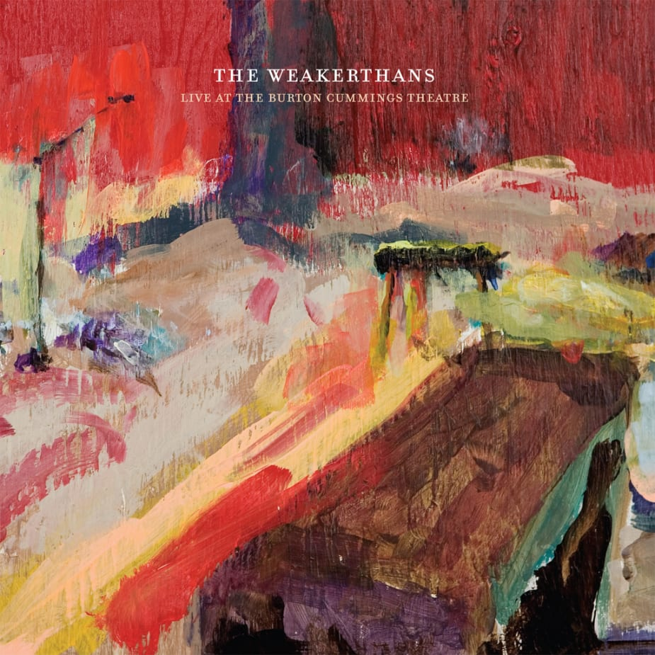 The Weakerthans - Live At The Burton Cummings Theatre