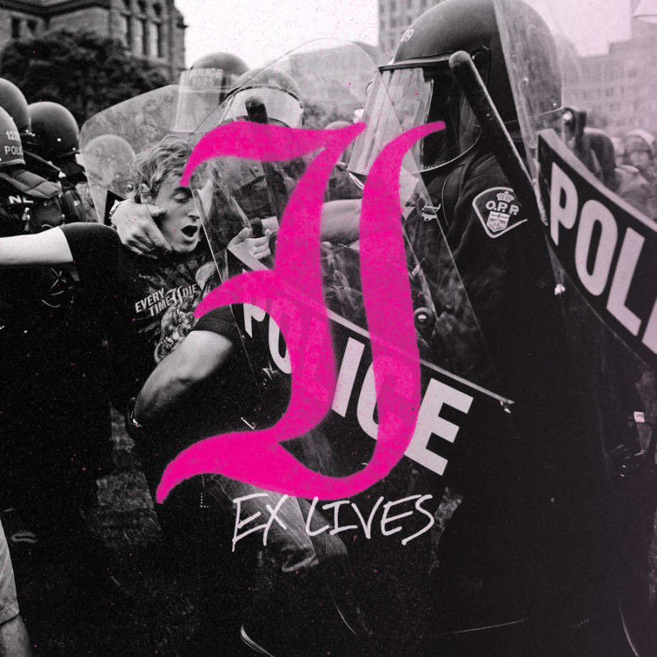 Every Time I Die - Ex Lives