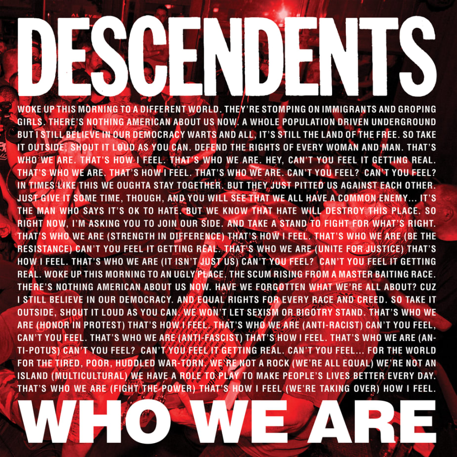 Descendents - Who We Are (Single)