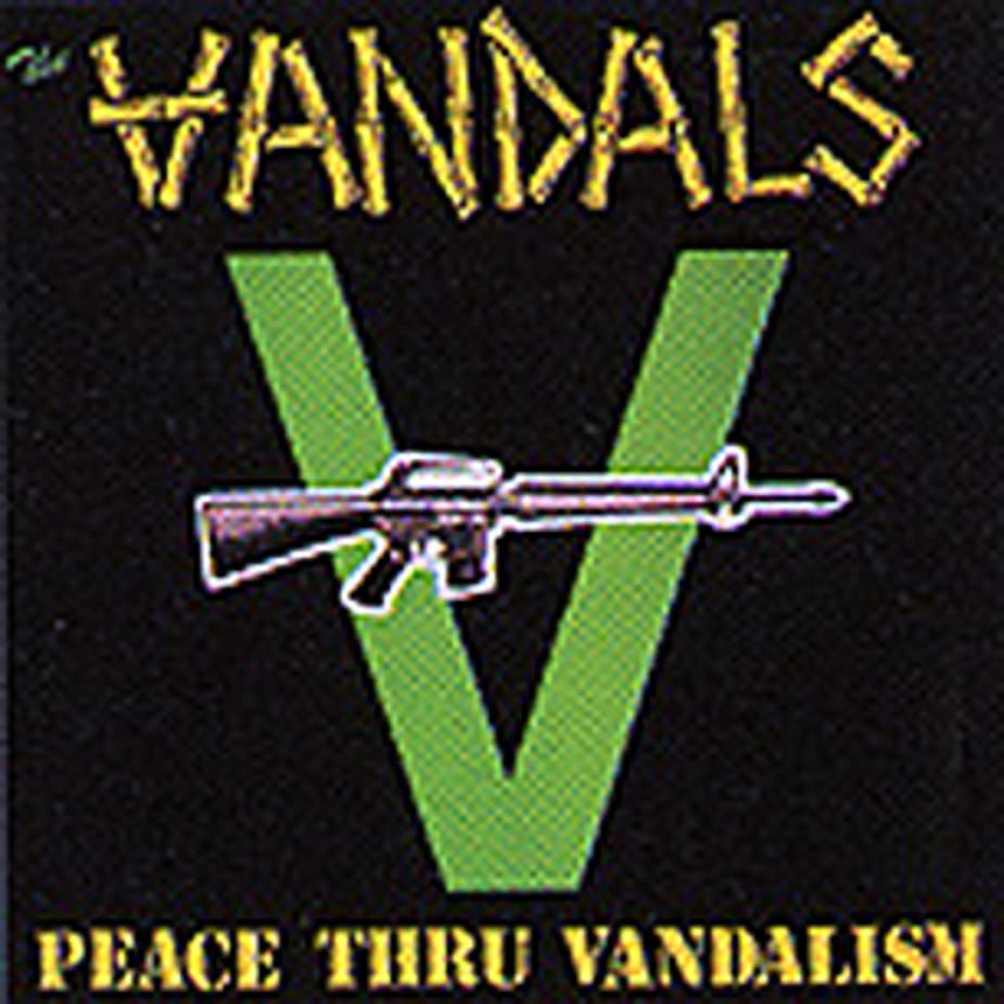 Vandals - Peace Through Vandalism EP