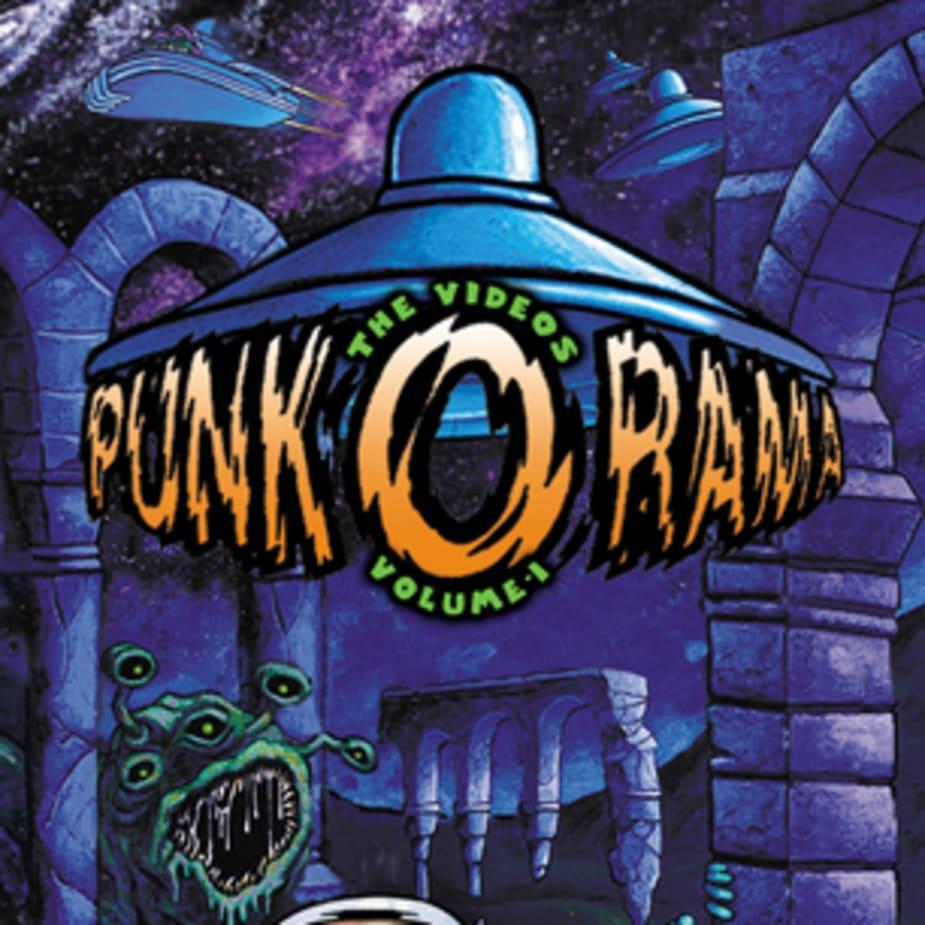 Punk-O-Rama - Punk-O-Rama DVD Vol. 1