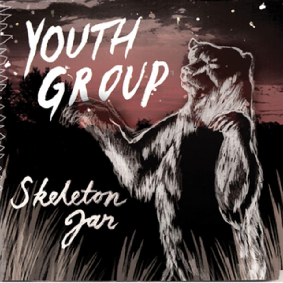 Youth Group - Skeleton Jar