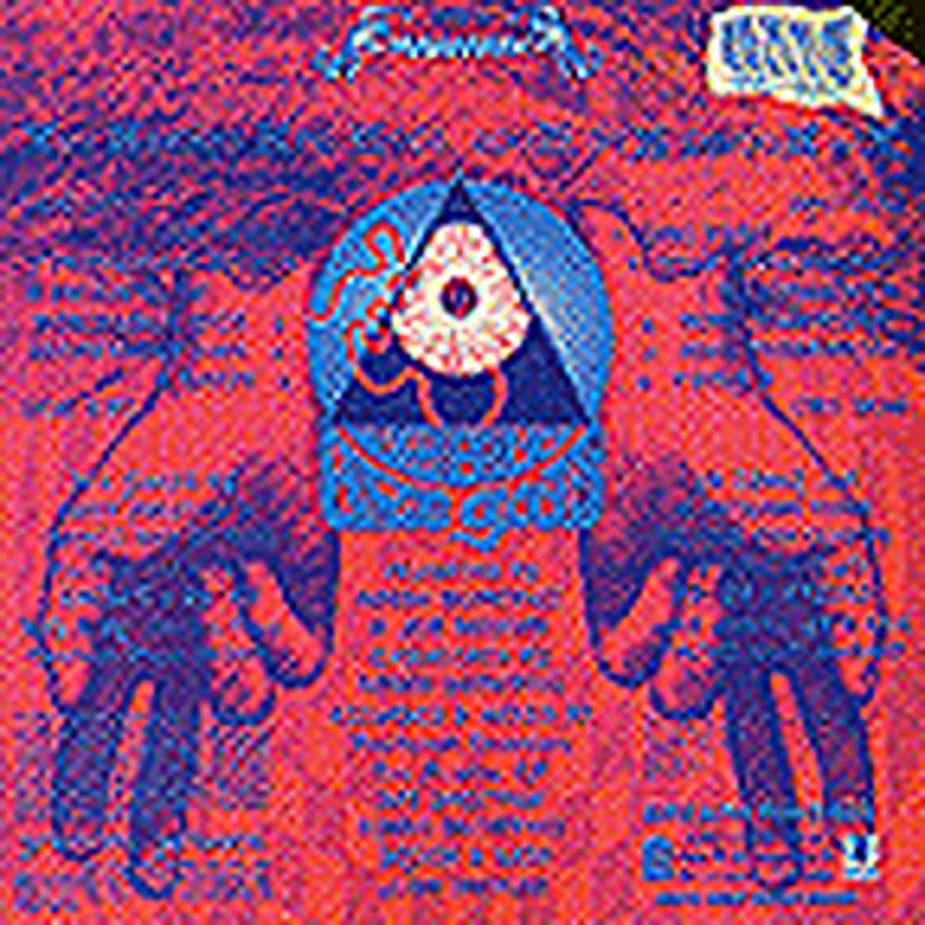 Seeing Eye Gods - The Seeing Eye Gods