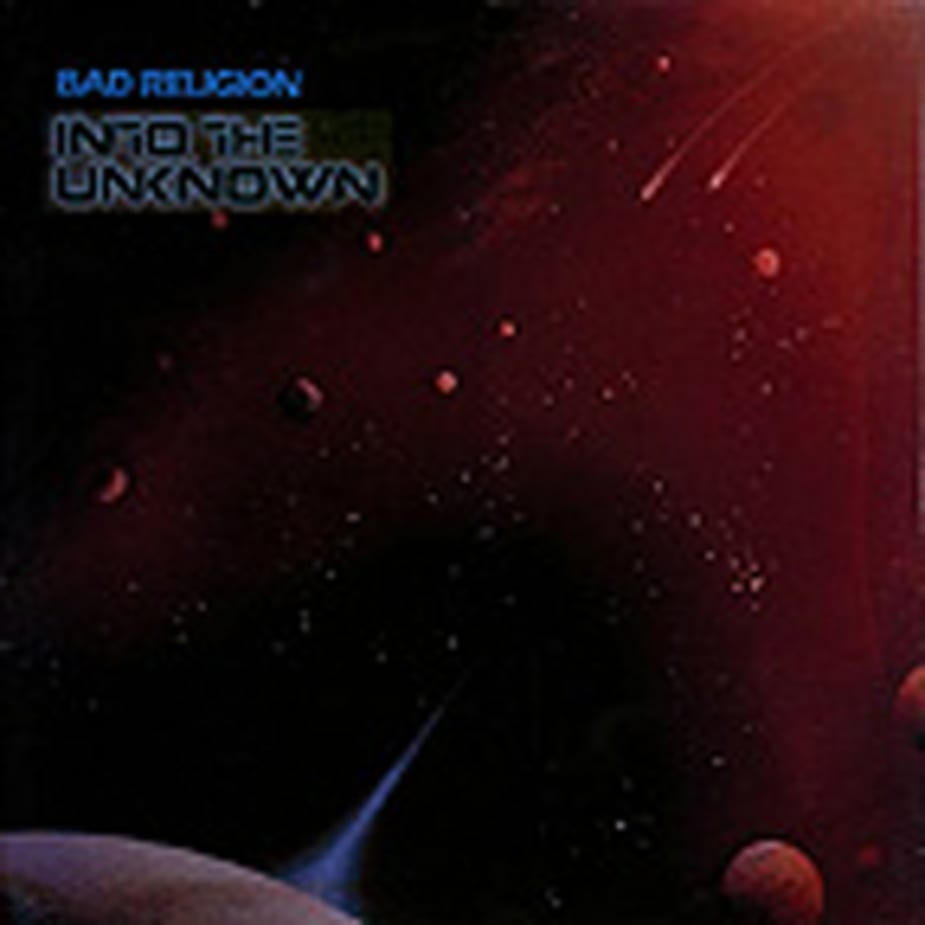 Bad Religion - Into The Unknown