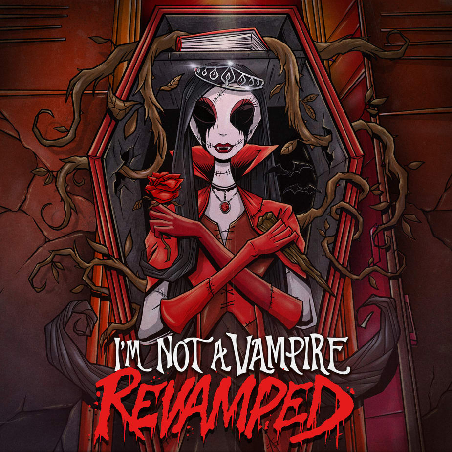 Falling In Reverse - I'm Not A Vampire (Revamped)