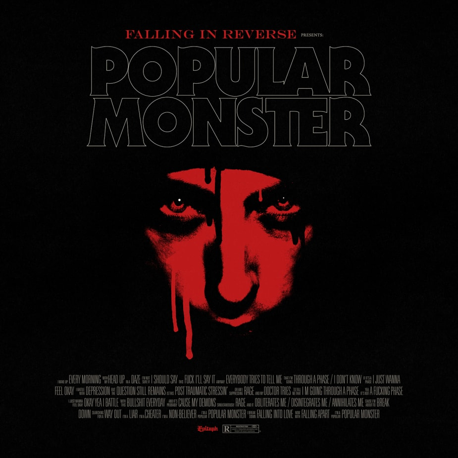 Falling In Reverse - Popular Monster