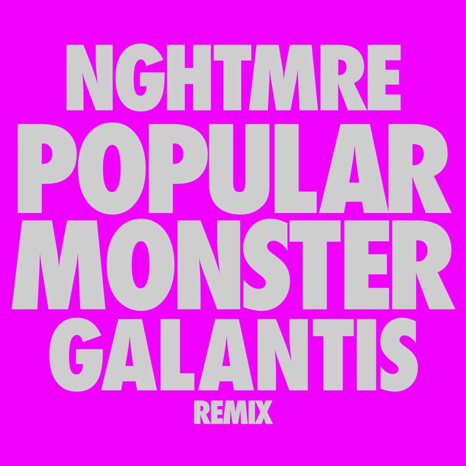 Falling In Reverse - Popular Monster (NGHTMRE & Galantis Remix)