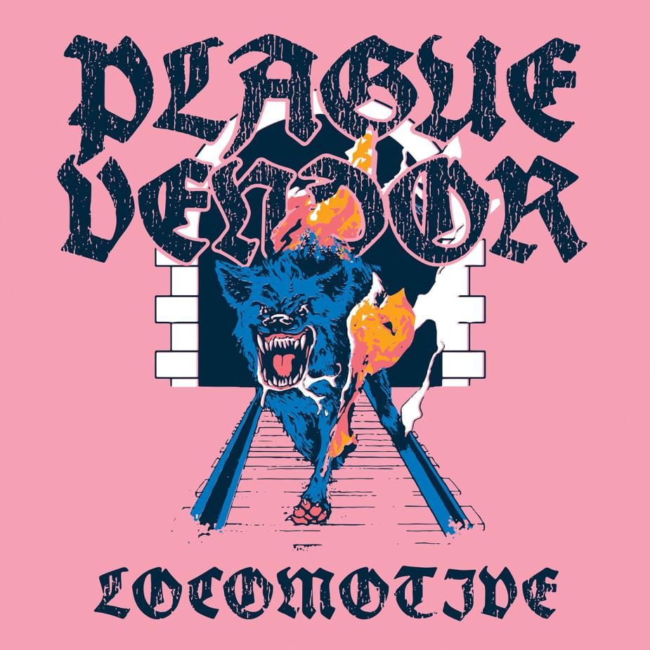 Plague Vendor - Locomotive