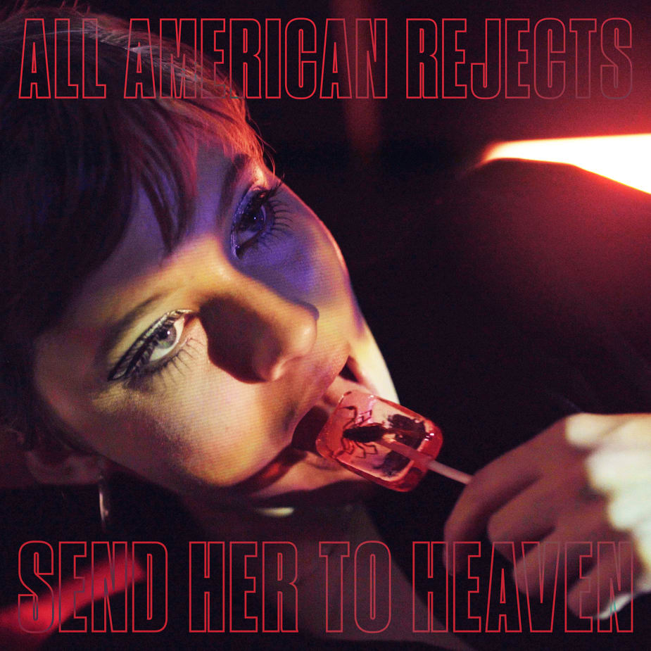 The All-American Rejects - Send Her To Heaven