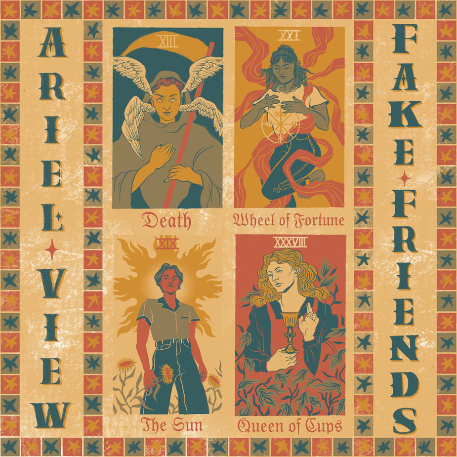 Ariel View - Fake Friends