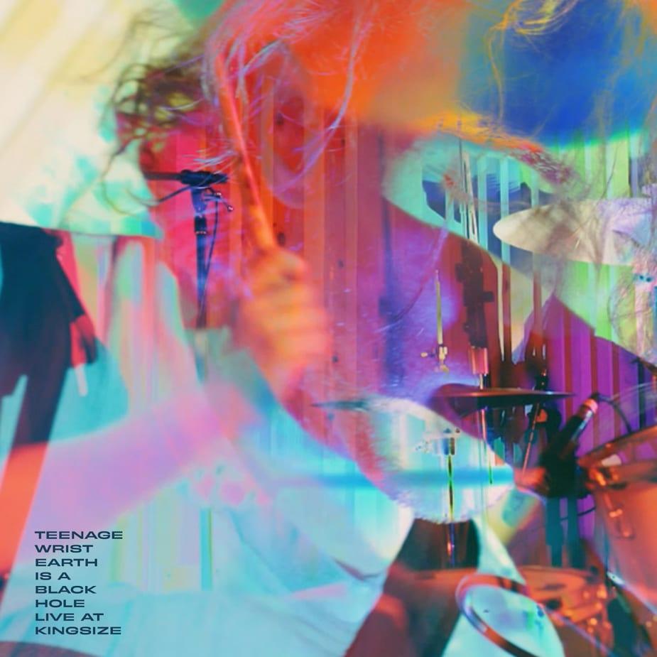 Teenage Wrist - Earth Is A Black Hole (Live at Kingsize)