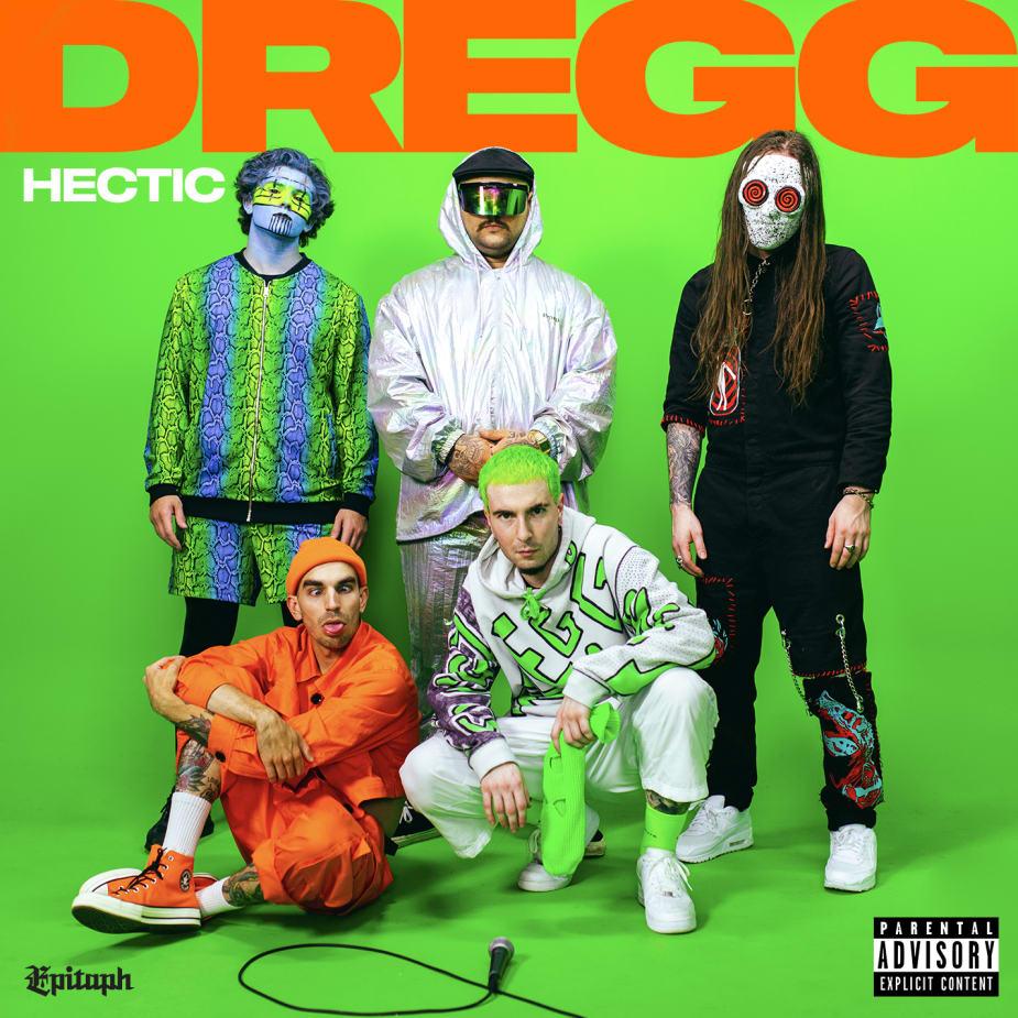 DREGG - Hectic