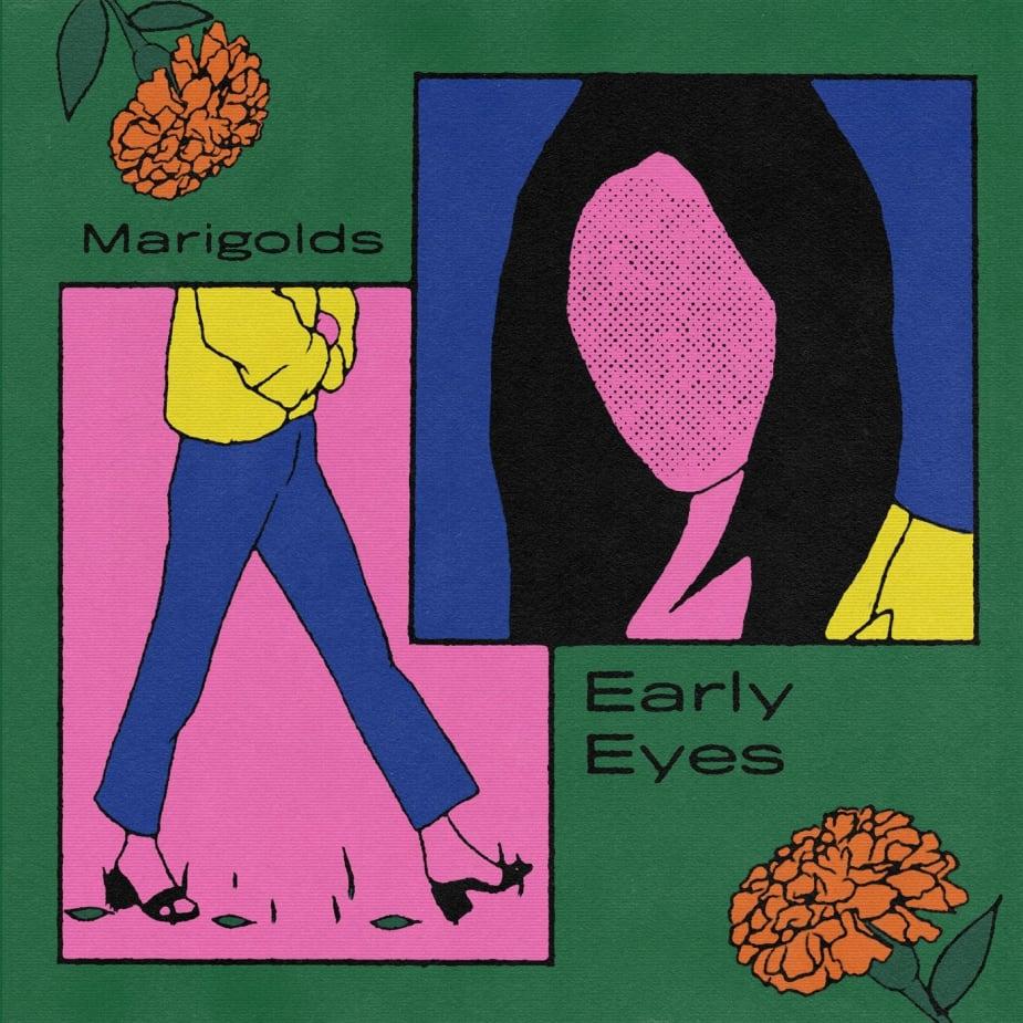 Early Eyes - Marigolds