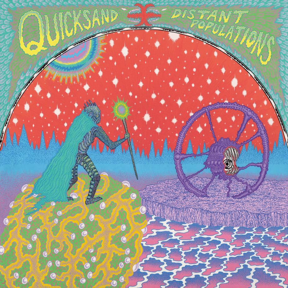 Quicksand - Distant Populations