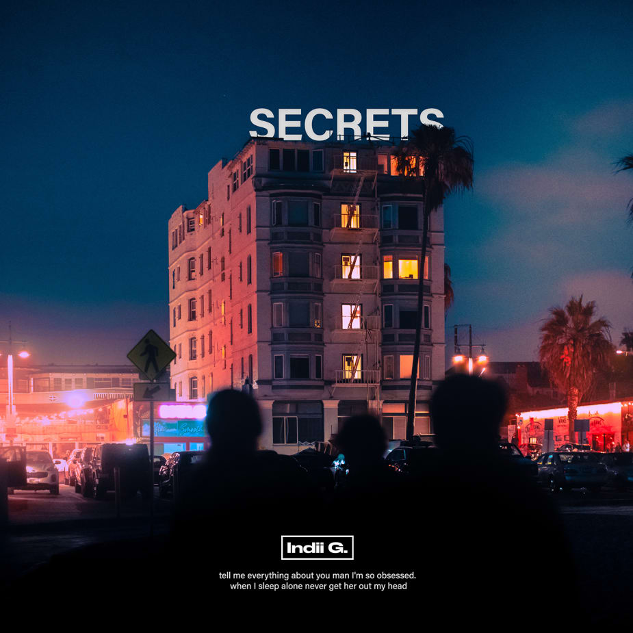 Indii G. - Secrets